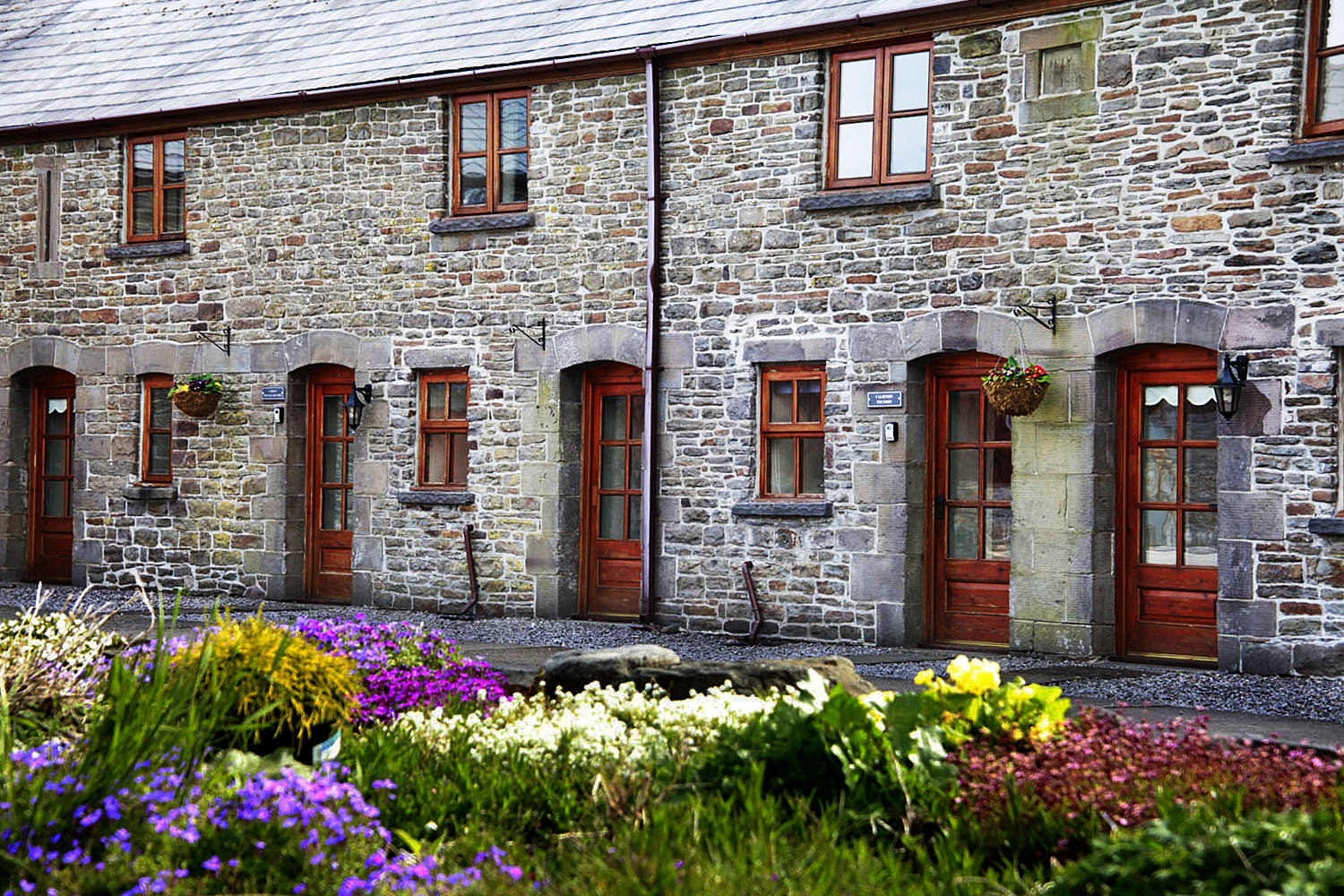 Cilhendre Holiday Cottages South Wales